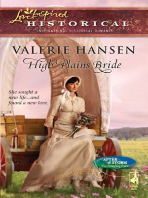 cover image of High Plains Bride