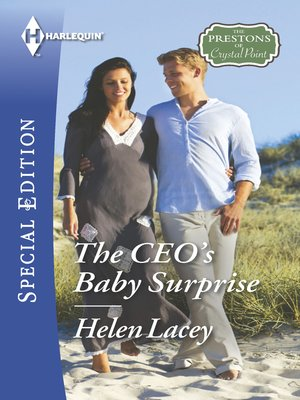 cover image of The CEO's Baby Surprise