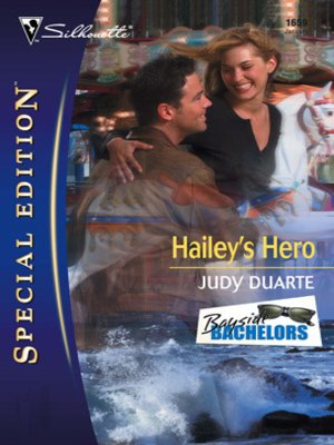 cover image of Hailey's Hero
