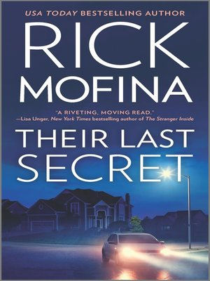 cover image of Their Last Secret