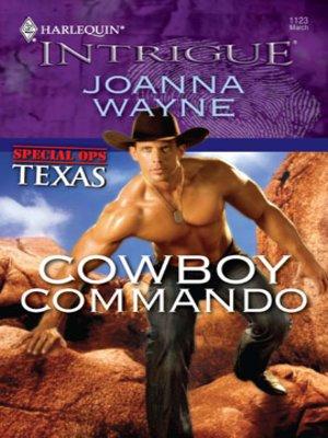 cover image of Cowboy Commando
