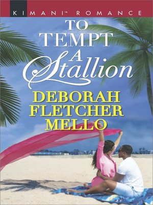 cover image of To Tempt a Stallion