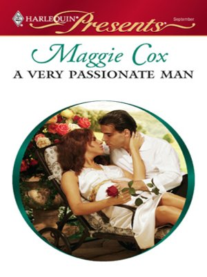 cover image of Very Passionate Man
