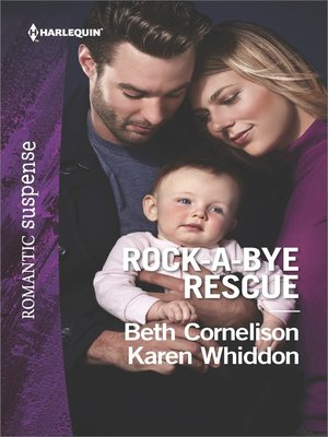 cover image of Rock-a-Bye Rescue: Guarding Eve\Claiming Caleb