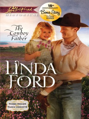 cover image of The Cowboy Father: The Cowboy Father\Fireworks