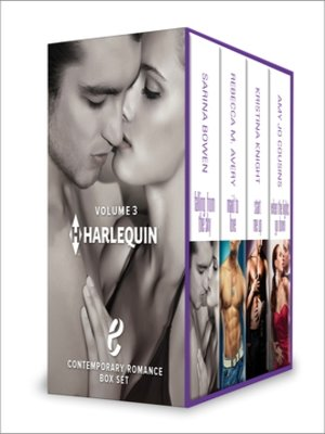 cover image of Harlequin E Contemporary Romance Box Set Volume 3: Falling from the Sky\Maid to Love\When the Lights Go Down\Start Me Up