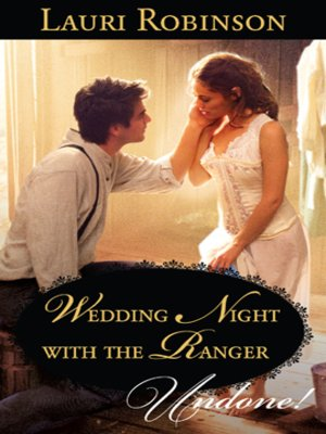 cover image of Wedding Night With the Ranger