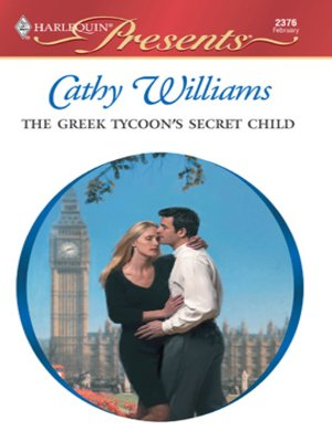 cover image of Greek Tycoon's Secret Child