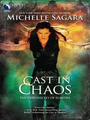 cover image of Cast in Chaos