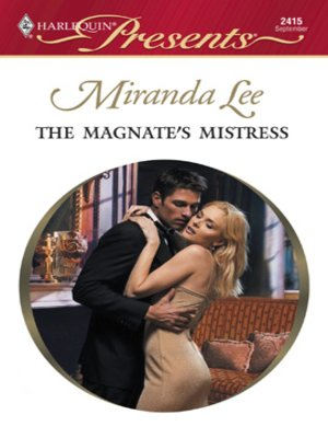 cover image of The Magnate's Mistress
