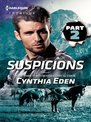 cover image of Suspicions Part 2 of 3