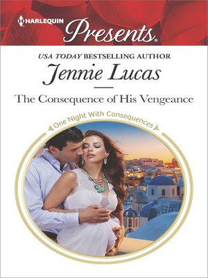 cover image of The Consequence of His Vengeance