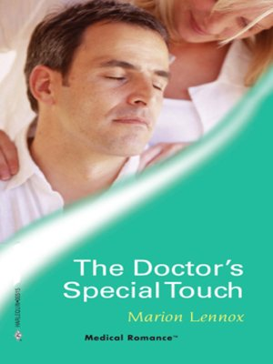 cover image of Doctor's Special Touch
