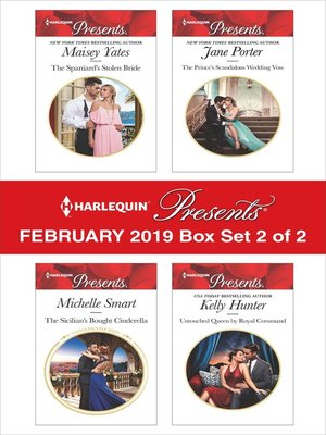 cover image of Harlequin Presents: February 2019, Box Set 2 of 2