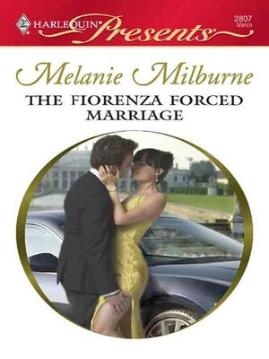 cover image of The Fiorenza Forced Marriage
