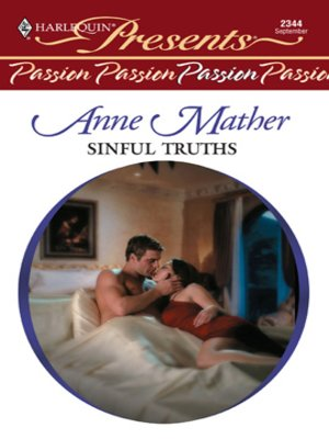 cover image of Sinful Truths