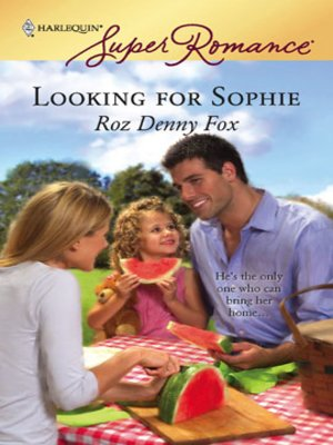 cover image of Looking For Sophie