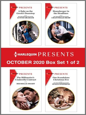 cover image of Harlequin Presents--October 2020--Box Set 1 of 2
