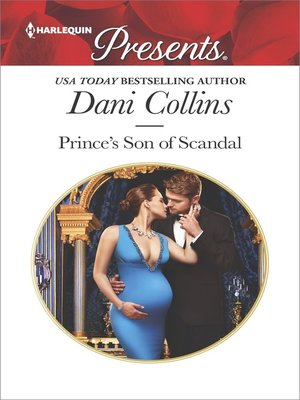 cover image of Prince's Son of Scandal--A Contemporary Royal Romance