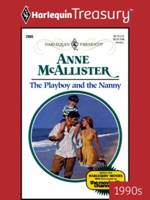 cover image of The Playboy & The Nanny