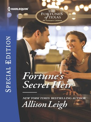 cover image of Fortune's Secret Heir