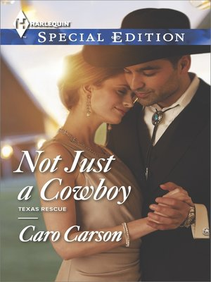 cover image of Not Just a Cowboy