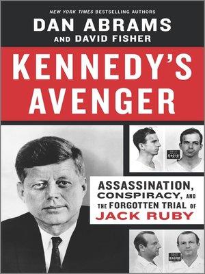 cover image of Kennedy's Avenger