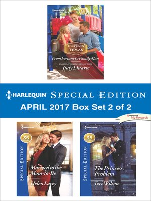 cover image of Harlequin Special Edition April 2017 Box Set 2 of 2