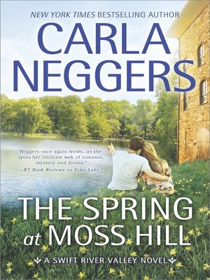 cover image of The Spring at Moss Hill