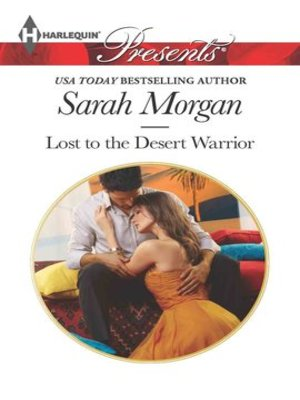 cover image of Lost to the Desert Warrior