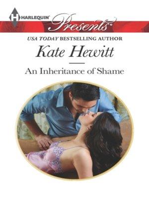 cover image of An Inheritance of Shame