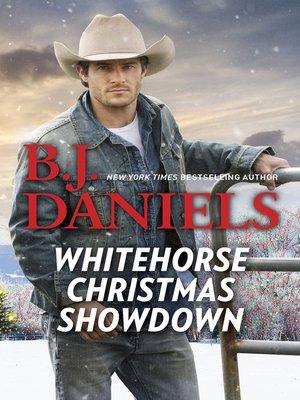 cover image of Whitehorse Christmas Showdown
