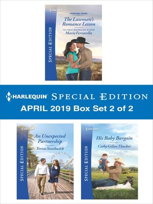 cover image of Harlequin Special Edition Apr 2019, Box Set 2 of 2