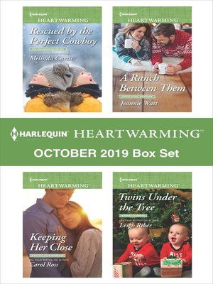 cover image of Harlequin Heartwarming October 2019 Box Set
