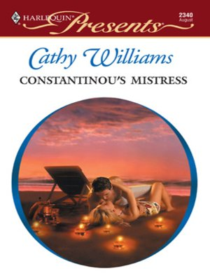 cover image of Constantinou's Mistress