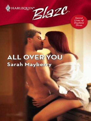 cover image of All Over You