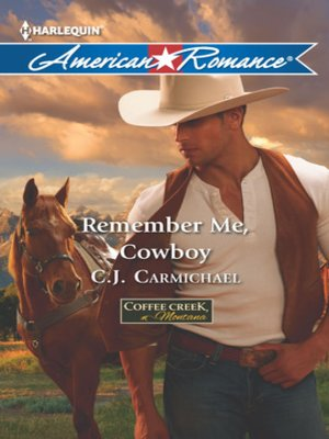 cover image of Remember Me, Cowboy