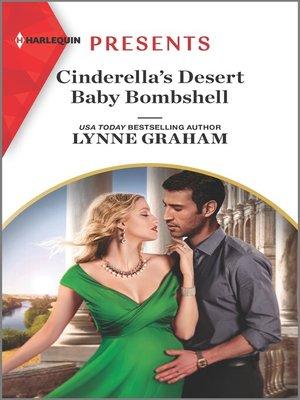 cover image of Cinderella's Desert Baby Bombshell