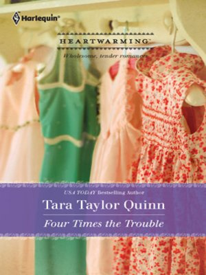cover image of Four Times the Trouble