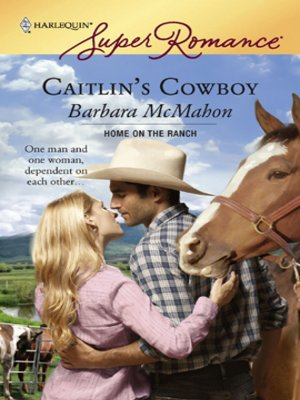 cover image of Caitlin's Cowboy