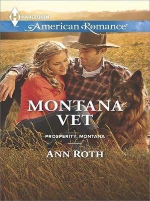 cover image of Montana Vet