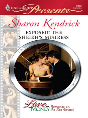 cover image of Exposed: The Sheikh's Mistress