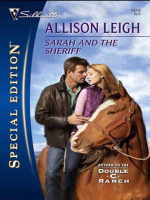 cover image of Sarah and the Sheriff