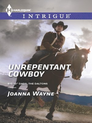 cover image of Unrepentant Cowboy