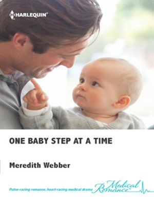 cover image of One Baby Step at a Time