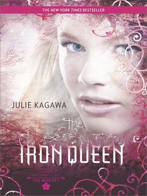cover image of The Iron Queen