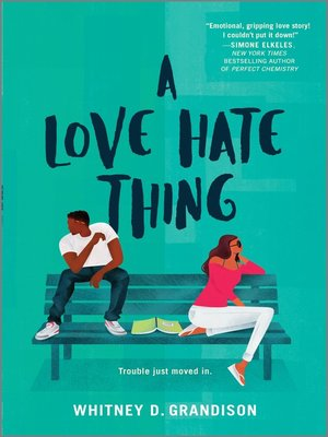 cover image of A Love Hate Thing