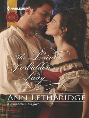cover image of The Laird's Forbidden Lady