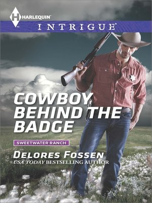 cover image of Cowboy Behind the Badge