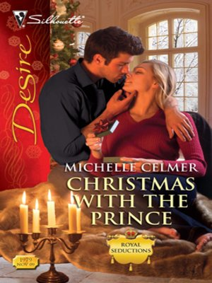 cover image of Christmas with the Prince